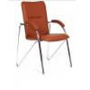 Кресло офисное Chairman 850 экокожа Terra 111 коричневое, купить за 3 385руб.