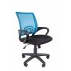Кресло офисное Chairman 696 TW голубой (7022783), купить за 3 775руб.