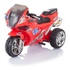 Электромобиль Мотоцикл Наша Игрушка ZP2131, красный, купить за 8 815руб.