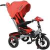 Трехколесный велосипед Moby Kids New Leader 360 12x10 AIR Car, (641209), красный, купить за 9 985руб.