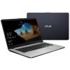 Ноутбук ASUS VivoBook 15 X505ZA-EJ417T, 90NB0I11-M06150, серый, купить за 34 960руб.