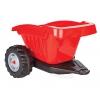 Педальная машина Прицеп для педального трактора Pilsan (07-317) красный, купить за 1 405руб.