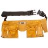 STAYER MASTER 38510, кожаный, 10 карманов, 2 скобы, купить за 1 190руб.