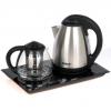 Набор чайников Unit UEK-232, черный / нержавеющая сталь, купить за 3 570руб.