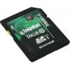 Kingston SD10VG2/16GB, без адаптера, купить за 720руб.