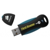 usb-флешка Corsair Flash Voyager USB 3.0 16Gb (CMFVY3A), черно-синяя