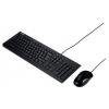 Asus U2000 USB slim Multimedia, черный, купить за 1 235руб.