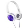 Pioneer SE-MJ522-V, фиолетово-белые, купить за 1 895руб.