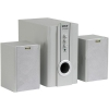 Компьютерная акустика Sven SPS-820 (18W+2x10W), серебро, купить за 3 960руб.