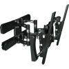 """Tuarex OLIMP-8007 черный 32""""-55"""" макс.60кг настенный поворот и наклон, купить за 4 225руб."""