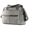 Inglesina Dual Bag, серый меланж, купить за 5 690руб.