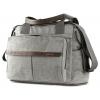 Сумка для мамы Inglesina Dual Bag, серый меланж, купить за 6 540руб.