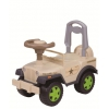 Каталка Наша Игрушка Машина Шериф (LBL608BC.BG) бежевая, купить за 1 600руб.