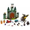 Конструктор LEGO DC Super Heroes 76138 Бэтмен и побег Джокера (для мальчика), купить за 2 845руб.