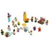 Конструктор Комплект минифигурок LEGO Город 60234 Веселая ярмарка, купить за 2 695руб.