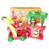 Игрушки для девочек Кухня Наша Игрушка с сервировочным столиком HC01C, купить за 4 450руб.