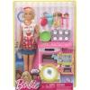 Кукла Mattel Barbie Кондитер (FHP57), от 3-х лет, купить за 2 965руб.