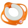 Сидение для туалета Ok Baby Pinguo Soft, оранжевое, купить за 1 260руб.
