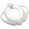 Сидение для туалета Ok Baby Pinguo Soft, светло-серое, купить за 1 260руб.