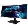 Монитор ViewSonic XG350R-C, черный, купить за 52 500руб.