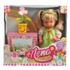 Кукла набор Dimian Baby Нена с цветком, 38 см, BD386, купить за 2 235руб.