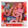 Кукла Наша игрушка Путешественница 35 см (181403), купить за 1 935руб.