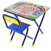 Комплект детской мебели Дэми 1 Алфавит (АС.1) синий, купить за 1 955руб.