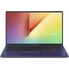 Ноутбук ASUS VivoBook 15 X512UF-BQ129T, 90NB0KA3-M02190, синий, купить за 62 040руб.