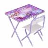 Комплект детской мебели Дэми 1 Принцесса София (ПС.1.Ф) фиолетовый, купить за 2 250руб.