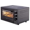 Мини-печь Kraft  KF-MO 3801 BL черный, купить за 3 040руб.