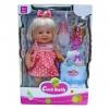 Кукла Наша Игрушка Прелестная малышка 40 см (Y16203245), купить за 1 200руб.
