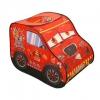 Игровой домик Палатка Наша Игрушка Машина (6015 D) красная, купить за 1 250руб.
