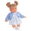 Кукла Munecas Antonio Juan 1222B Дели в голубом, озвучка, 27 см, купить за 3 965руб.