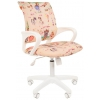 Компьютерное кресло Chairman Kids 103 ткань принцессы (7027828), купить за 4 265руб.
