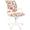 Компьютерное кресло Chairman Kids 103 ткань автобусы (7027829), купить за 5 485руб.
