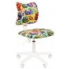 Компьютерное кресло Chairman Kids 102 ткань монстры (7027825), купить за 4 840руб.