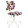 Компьютерное кресло Chairman Kids 102 (7027826) ткань НЛО, купить за 3 865руб.