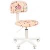 Компьютерное кресло Chairman Kids 101 ткань принцессы (7027819), купить за 3266руб.