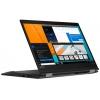 Ноутбук Lenovo ThinkPad X390 Yoga, 20NN002HRT, чёрный, купить за 112 290руб.