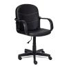 Компьютерное кресло TetChair  BAGGI кож/зам, 36-6,  черное, купить за 3 590руб.