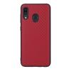 G-Case Carbon для Samsung  A30 SM-A305F/ A20 SM-A205F, красный, купить за 730руб.