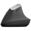 Мышь Logitech MX Vertical Wireless Mouse, графит, купить за 6815руб.