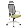 Компьютерное кресло БЮРОКРАТ MC-W411-H,  зеленый/серый, купить за 6 660руб.