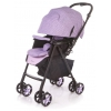 Коляску Jetem Graphite, фиолетовая, купить за 8610руб.