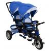 Трехколесный велосипед Capella Twin Trike 360, синий, купить за 9 270руб.