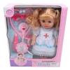 Кукла с набором доктора Наша игрушка (8007G 1) 4 предмета, купить за 1 000руб.