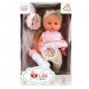 Кукла Наша игрушка 30 см  (200152942) звук, бутылочка, купить за 920руб.