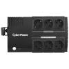 Источник бесперебойного питания CyberPower BS650E, чёрный, купить за 4 330руб.