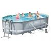 Бассейн каркасный BestWay 56448 BW (488x305x107 см, 10949 л, овальный), купить за 26 270руб.