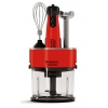 Блендер Hotpoint-Ariston HB 0705, красный, купить за 6 030руб.